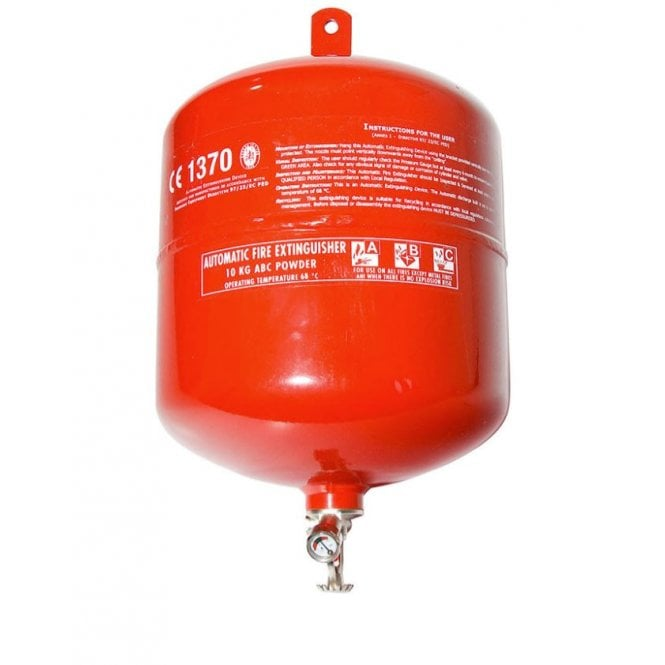 CheckFire Automatic Dry Powder 10kg Extinguisher