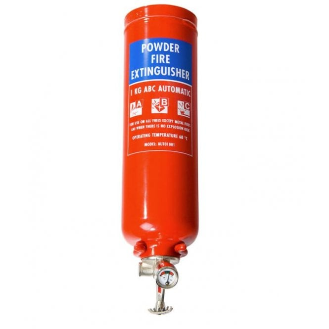 CheckFire Automatic Dry Powder 1kg Extinguisher