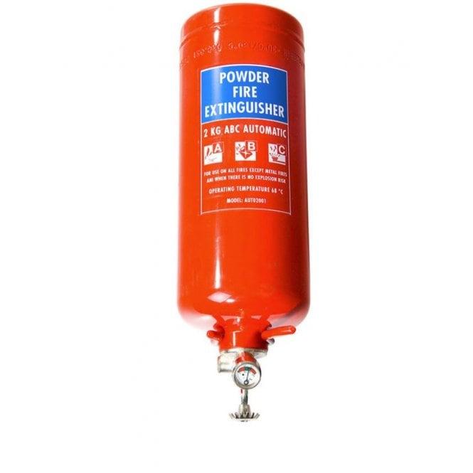 CheckFire Automatic Dry Powder 2kg Extinguisher