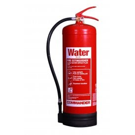 9 Litre Water Plus Extinguisher