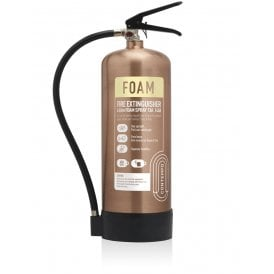 6 Litre Foam Extinguisher - Antique Copper