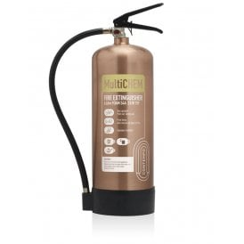 6 Litre MultiCHEM Extinguisher - Antique Copper