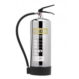 6 Litre MultiCHEM Extinguisher - Stainless Steel