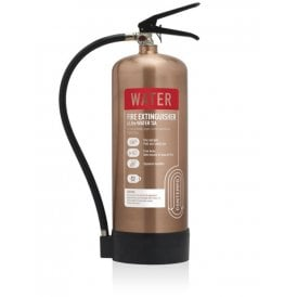 6 Litre Water Extinguisher - Antique Copper