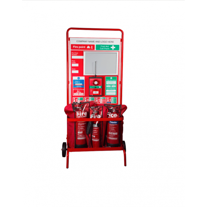 CheckFire Fire Point Stand – Wheeled