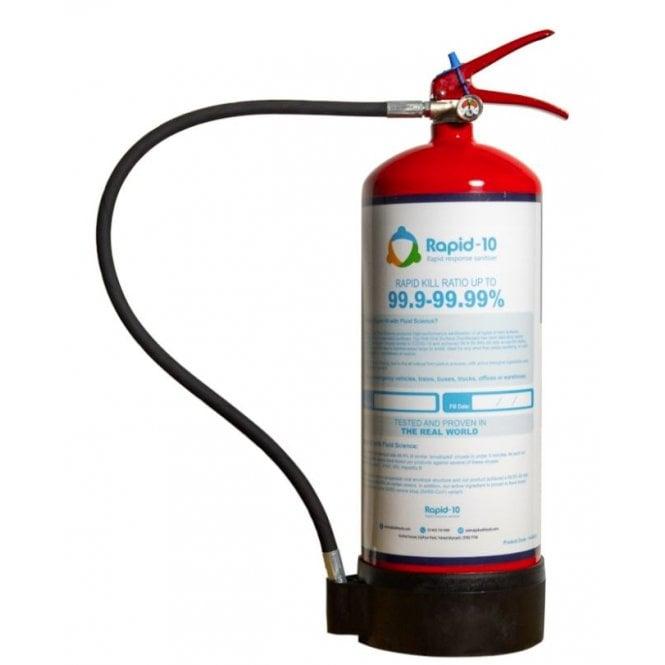 CheckFire - Rapid 10 Sanitiser 6 Litre