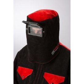 Code Black fleximask welding mask