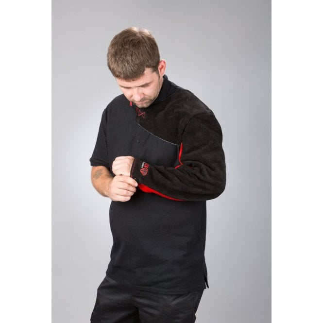 Code Black Full Length Welding Sleeve