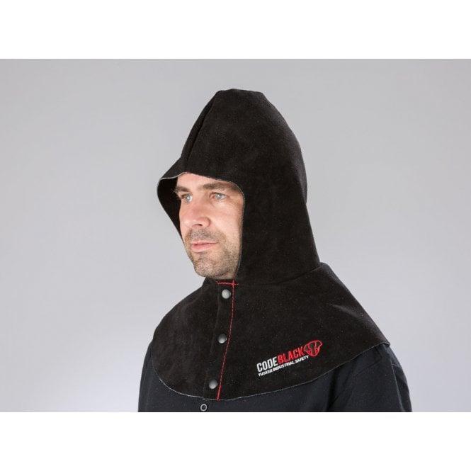 Code Black Gouging Welding Hood