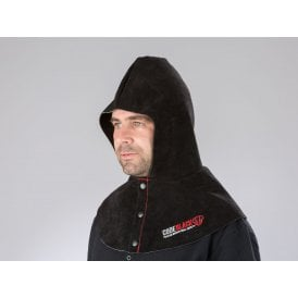 code black gouging welding hood