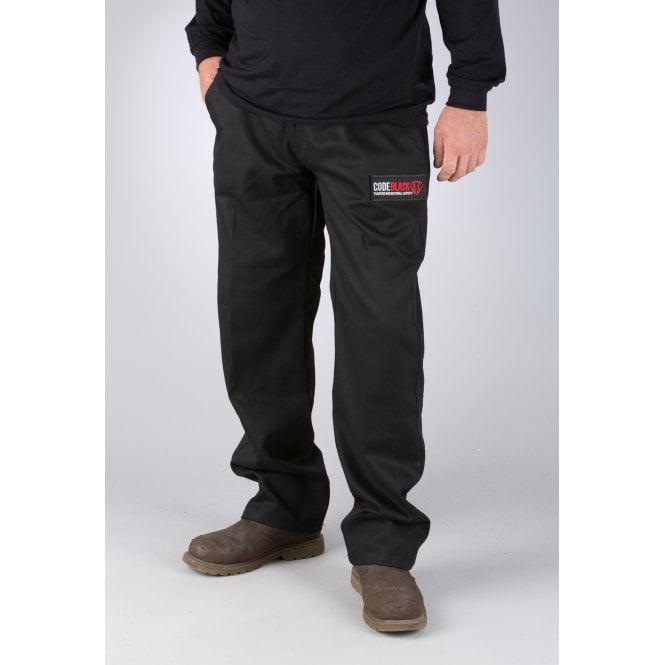 Code Black Proban Welding Trousers