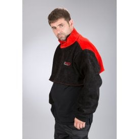 Code Black Welding Cape and Sleeves
