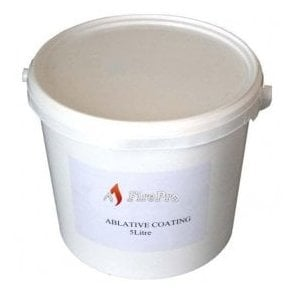 Ablative Coating Paste
