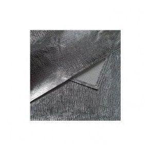 Aluminised Heat Reflective Glass Fabric