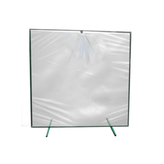 FirePro Plus CLEAR SCREEN (6FT X 6FT) TO AID SOCIAL DISTANCING