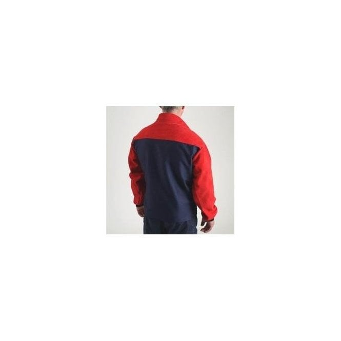FirePro Plus Premium Leather Proban Backed Welding Jacket