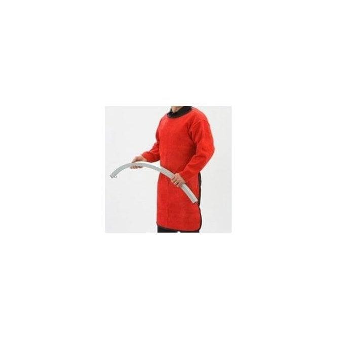 FirePro Plus Premium Leather Welding Gown