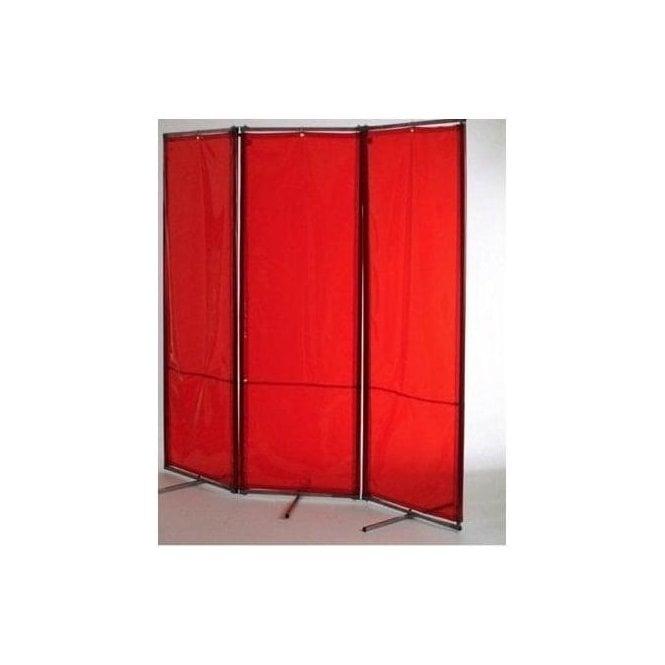 FirePro Plus RF Folding Welding Frame (Canvas Curtain)