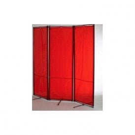 RF Folding Welding Frame (Safe Arc Amber Curtain)