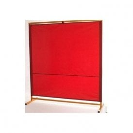 Stand Alone Welding Frame (Canvas Curtain)