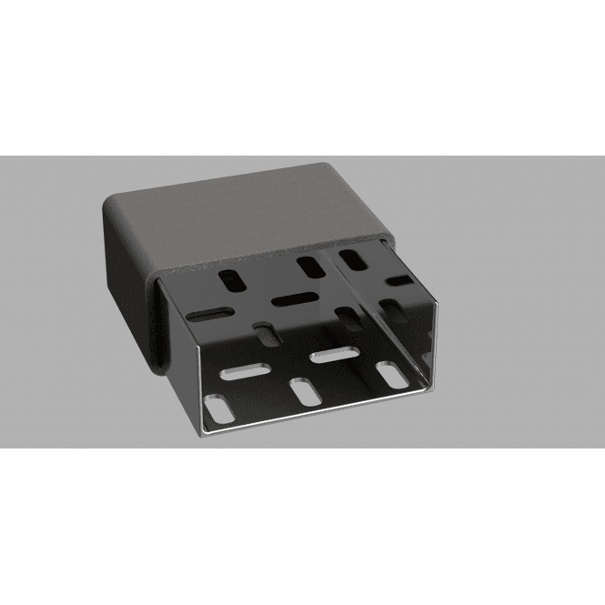 FirePro Plus Universal Pipe Sleeve for Metal Cable Trays