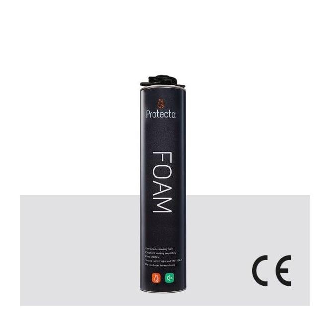 Protecta FR Foam 750ml (Straw) (Pack of 12)