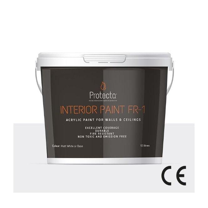 Protecta FR Interior Paint 10ltr