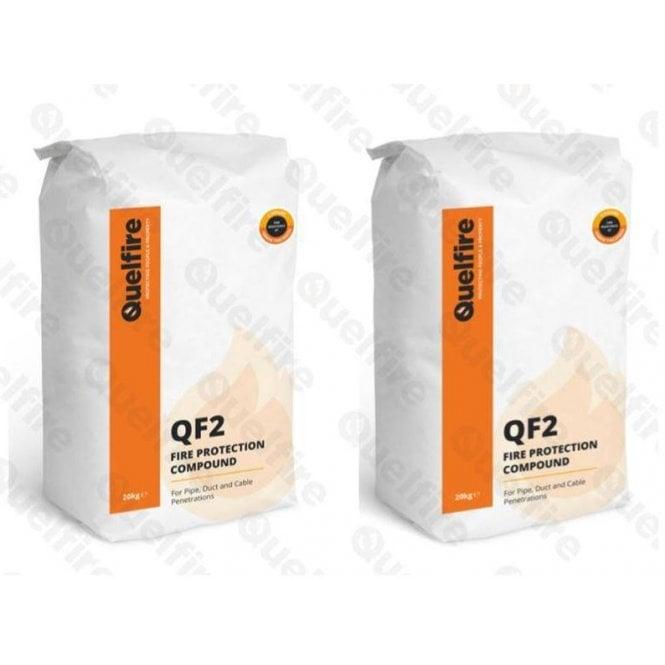 Quelfire QuelStop QF2 Fire Protection Compound (20kg Sack)