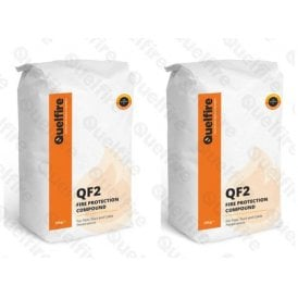 Quelfire QuelStop QF2 Fire Protection Compound (20kg Sack)